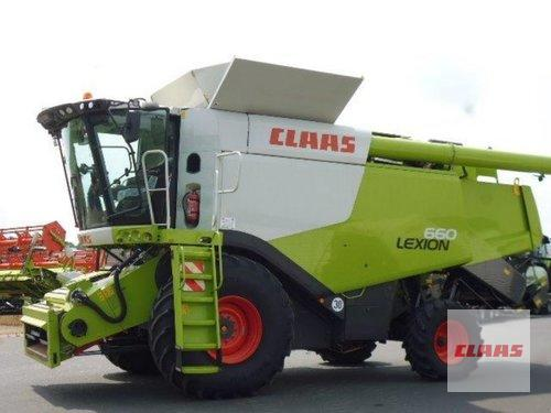 Claas Lexion 660 Year of Build 2014 Mutzschen