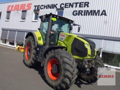 Claas TRAKTOR AXION 850 CEBIS