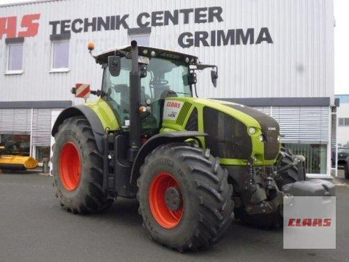 Claas Axion 930 Byggeår 2016 A/C