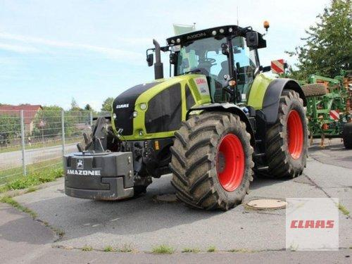 Claas TRAKTOR AXION 940 CMATIC