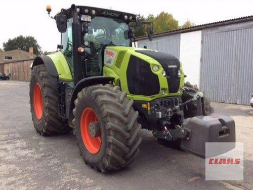 Claas Axion 870 Cmatic Year of Build 2017 Mutzschen