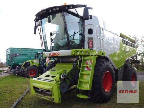 Claas Lexion 750 Year of Build 2017 Mutzschen
