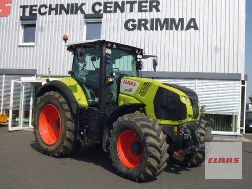 Claas Axion 810 Cmatic Year of Build 2017 Mutzschen