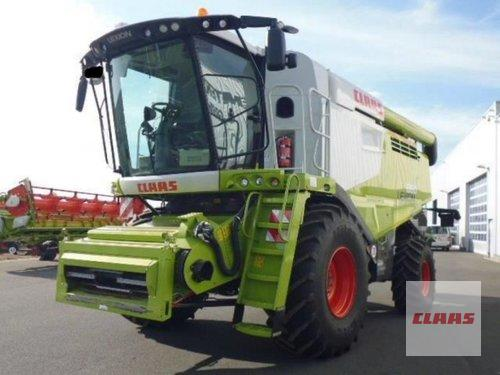 Claas Lexion 660 Year of Build 2018 Mutzschen