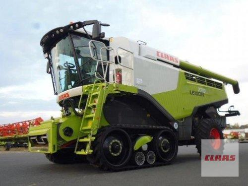 Claas Lexion 770 Terra Trac Year of Build 2018 Mutzschen