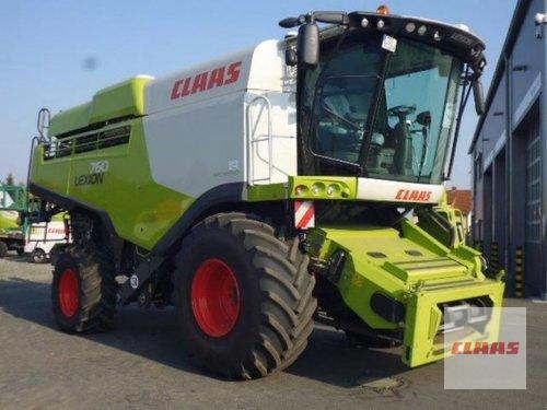 Claas Lexion 760 Year of Build 2018 Mutzschen