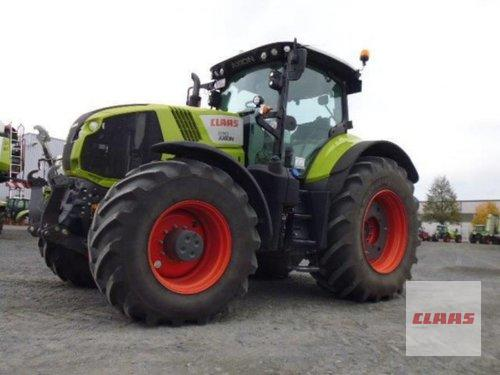 Claas Axion 870 Cmatic Chargeur frontal Année de construction 2017