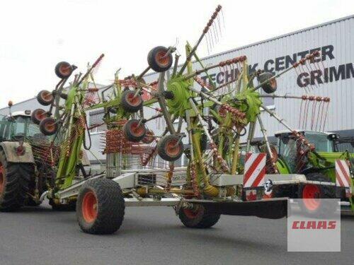Claas Liner 3500 Bouwjaar 2012 Mutzschen