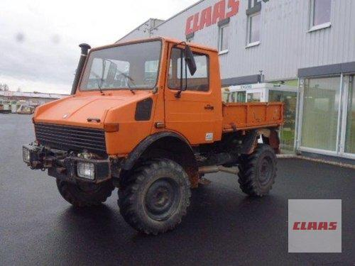 Mercedes-Benz Unimog 424 Year of Build 1981 Mutzschen