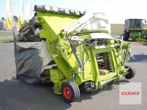 Claas Orbis 900 Ac 3t Année de construction 2018 Mutzschen