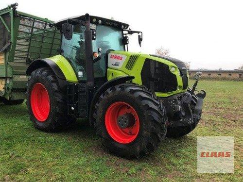 Claas Axion 870 Cmatic Byggeår 2015 A/C