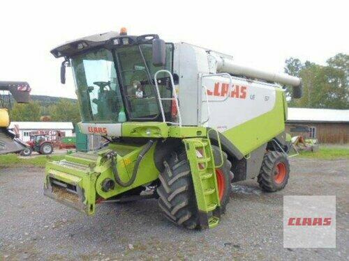 Claas Lexion 570 Baujahr 2008 Mutzschen