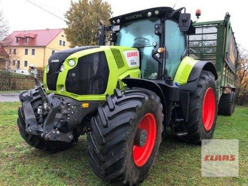 Claas Axion 870 Cmatic Year of Build 2015 4WD