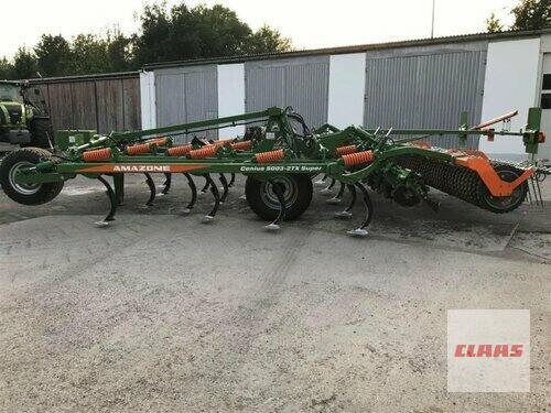 Amazone Cenius 5003-2tx Rok výroby 2018 Mutzschen
