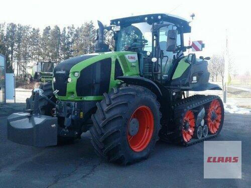 Claas Axion 960 Tt Cebis Bouwjaar 2020 4 WD