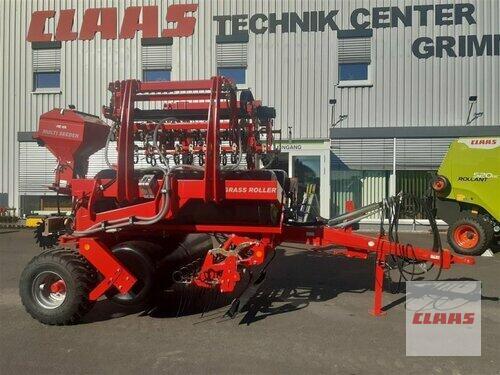 HE-VA Grass-Roller 6.3 Année de construction 2019 Mutzschen