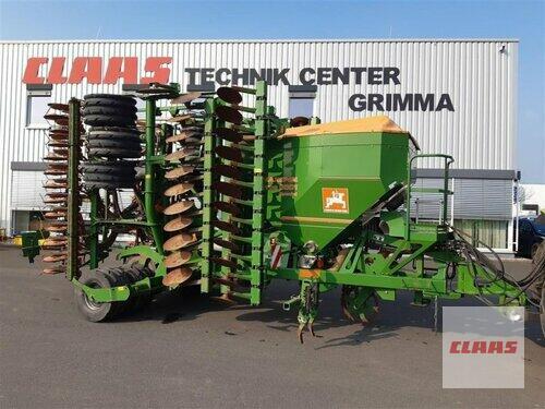 Amazone Cirrus 6001 Special Anul fabricaţiei 2009 Mutzschen
