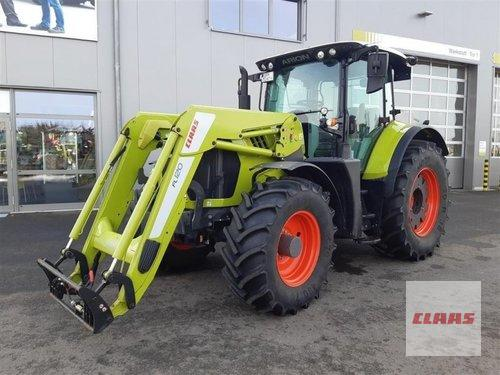 Claas Arion 610 Cis+ Front Loader Year of Build 2018
