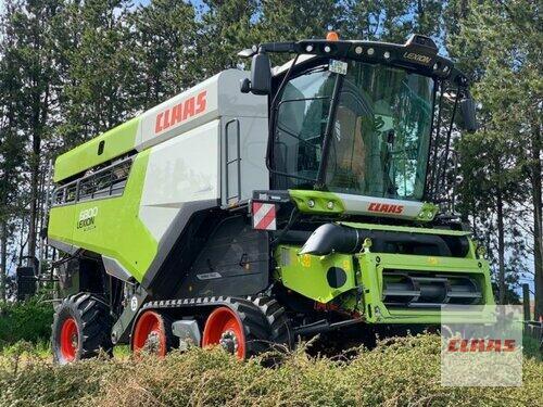 Claas Lexion 6800 Tt Byggeår 2020 Mutzschen