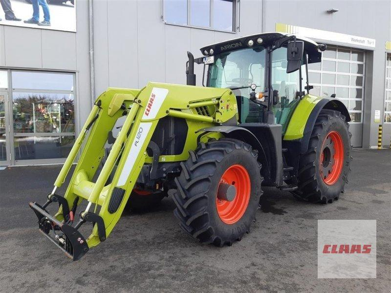 Claas Arion 610 CIS+