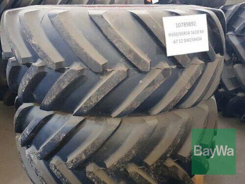 Michelin IF650/65R34 161D MI    -67  12