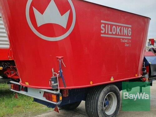 Mayer Siloking Trailedline Duo 12 Classic Godina proizvodnje 2015 Großweitzschen