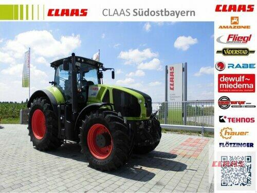 Claas AXION 930 CMATIC Vorführmaschine Klimaautomatik, GPS Vorrü