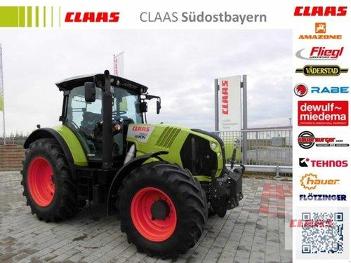 Claas Arion 650 Cmatic Baujahr 2015 Allrad