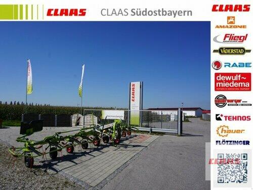 Claas VOLTO 1100 Neumaschine Tastrad,Vorgewendeaushebung, Pralltuc