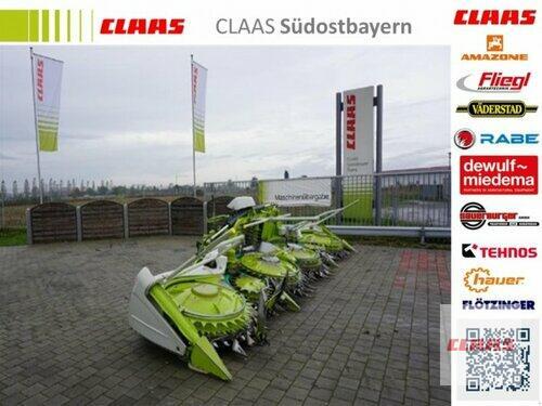 Claas Orbis 750 Auto Contour Ts Transportwagen, 2 - Gang, Autopilo Rok produkcji 2012 Töging am Inn