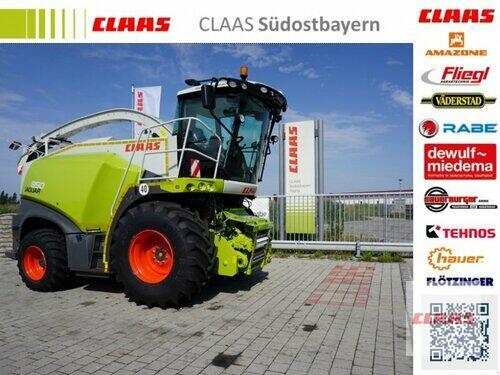 Claas JAGUAR 850 - TIER 4 4WD, Vorführmaschine