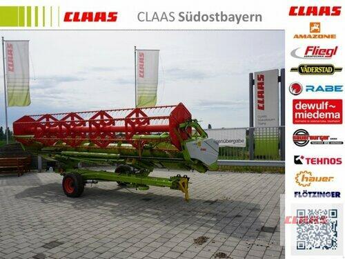 Claas Vario 660 Mit Transportwagen Год выпуска 2014 Töging am Inn