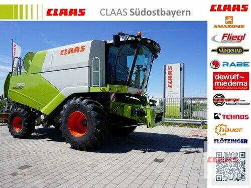 Claas Tucano 560 BUSINESS - TIER 4F, Neumaschine