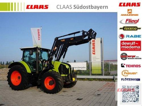 Claas Arion 640 Cebis Front Loader Year of Build 2013