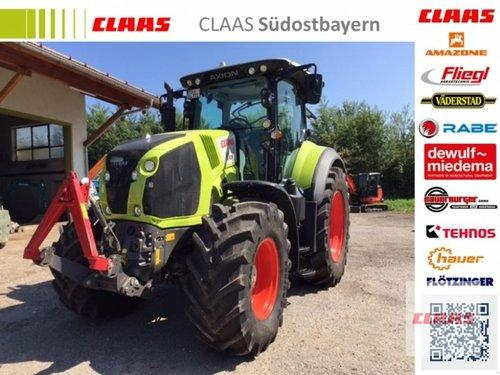 Claas Axion 810 Cmatic Baujahr 2016 Allrad