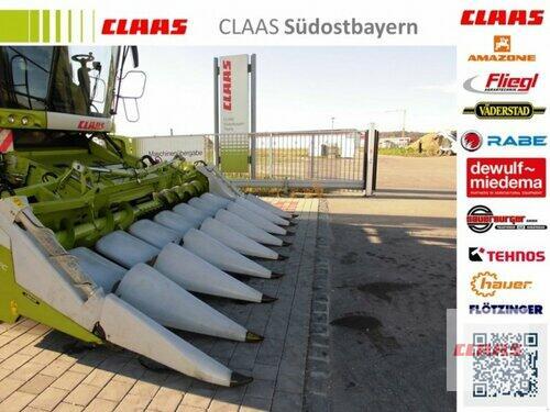 Claas Conspeed 8-75 Fc Vorführmaschine Autopilot, Auto Contour-St Год выпуска 2012 Töging am Inn