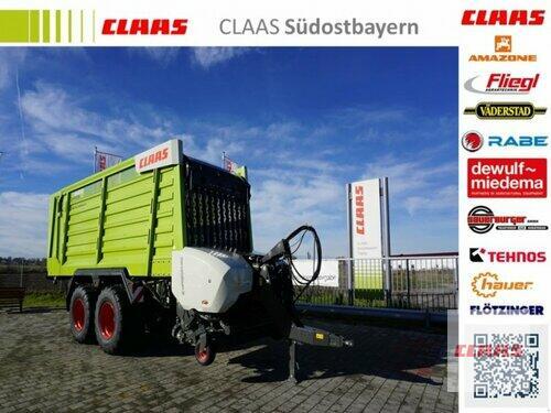 Claas Cargos 8400 Neumaschine Tademachse, Knickdeichsel, Arbeitsbe