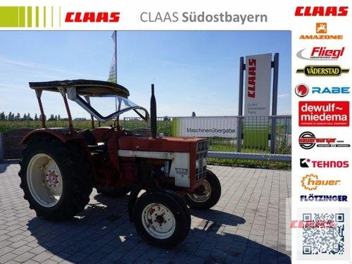 Case IH 654 Année de construction 1972 Töging am Inn