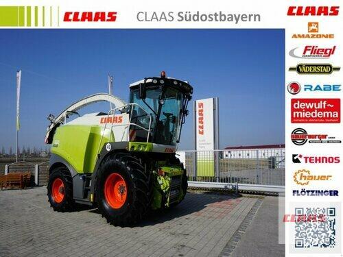 Claas Jaguar 950 Bouwjaar 2013 4 WD