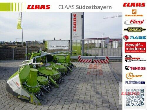 Mähvorsatz Claas - ORBIS 600 SD 3T Vorführmaschine, CONTOUR Bodenanpassung, 3-