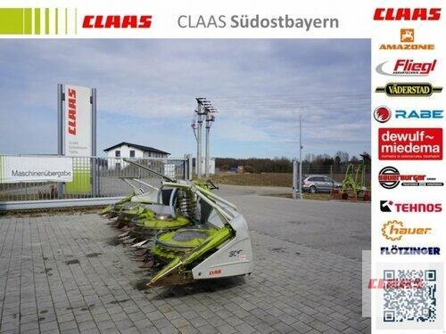 Mähvorsatz Claas - Orbis 600, 8-Reihig.