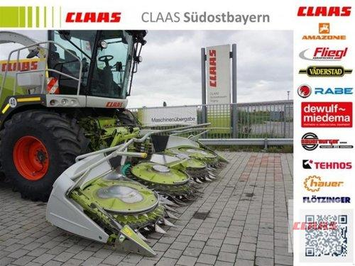 Claas Orbis 600 Baujahr 2008 Töging am Inn