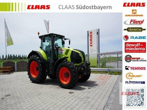Claas Axion 830 Cebis Rok produkcji 2014 Czterokolowy
