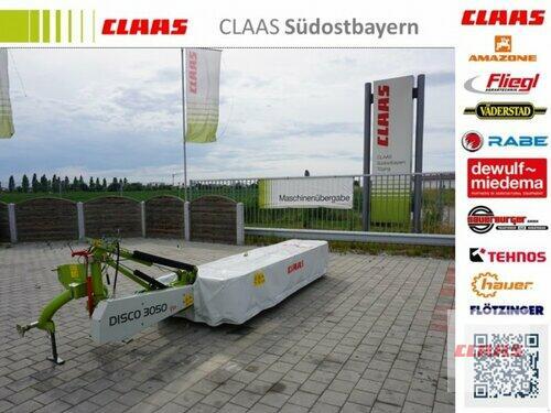Claas Disco 3050 Plus, Vorführmaschine