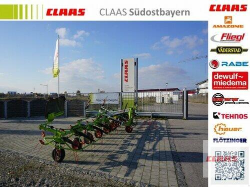 Claas VOLTO 1100 Vorführmaschine Tastrad,Vorgewendeaushebung, Pra