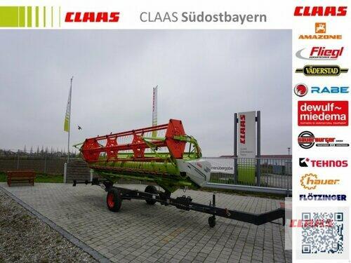Claas VARIO 560 Vorführmaschine AUTO CONTOUR, Transportwagen