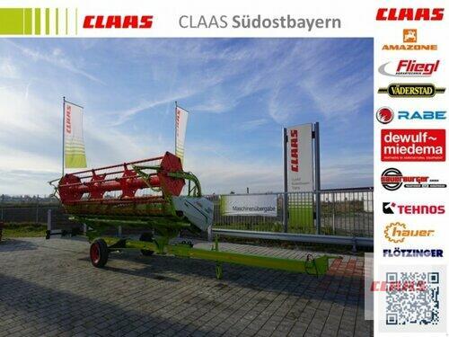 Claas CERIO 560 Vorführmaschine AUTO CONTOUR, Transportwagen