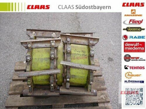 Claas V 14 Häckseltrommel Baujahr 2012 Töging am Inn