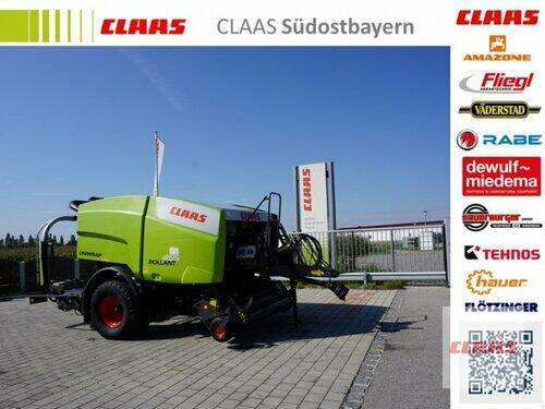 Claas Rollant 455 RC Uniwrap Rok produkcji 2011 Töging am Inn