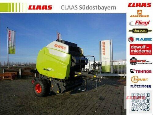 Claas VARIANT 480 RC  PRO_VORFÜHRMAS